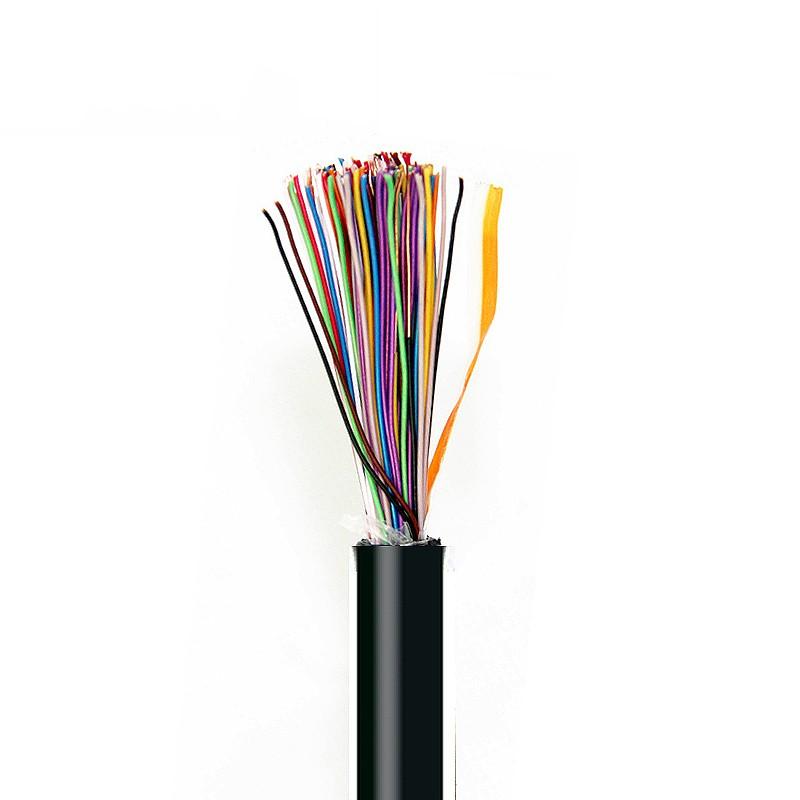 大唐保镖25对电缆 大对数 室外通信电缆 纯铜DT2901-25