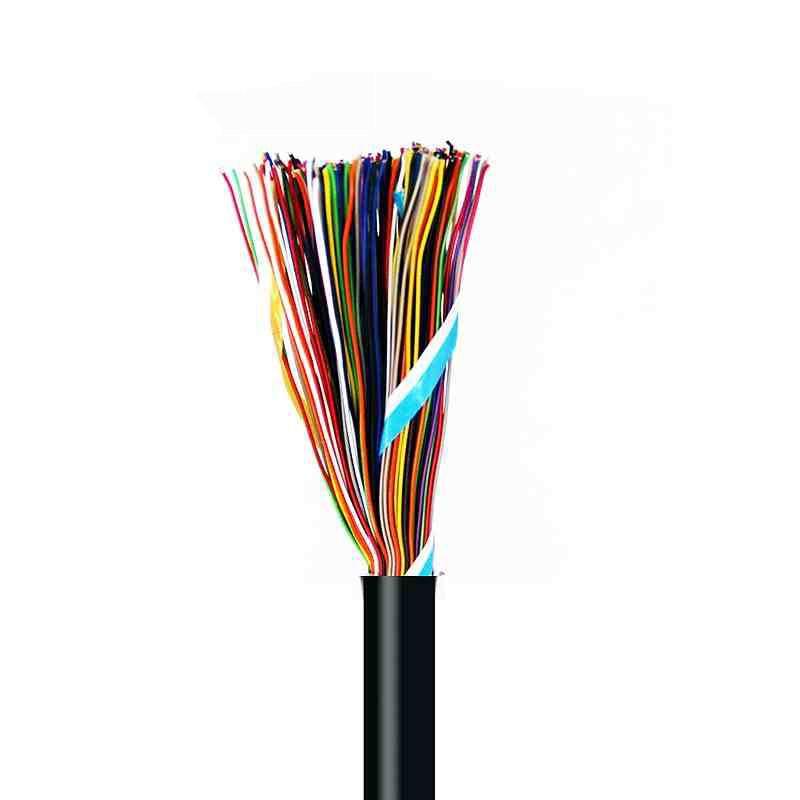 大唐保镖 50对大对数电缆 室外通信电缆 纯铜DT2901-50
