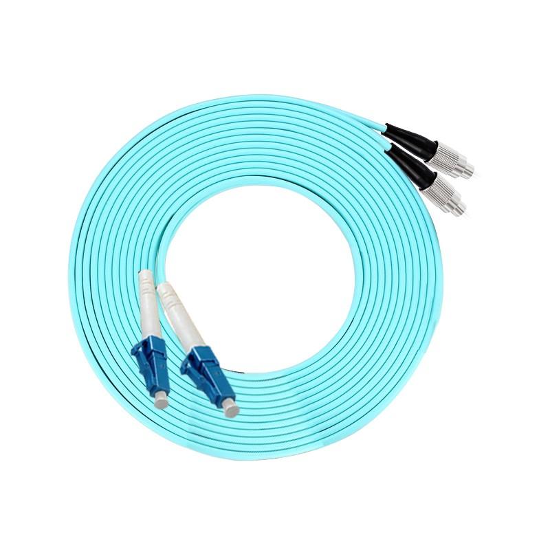 大唐保镖万兆多模光纤跳线fc-lc 50米