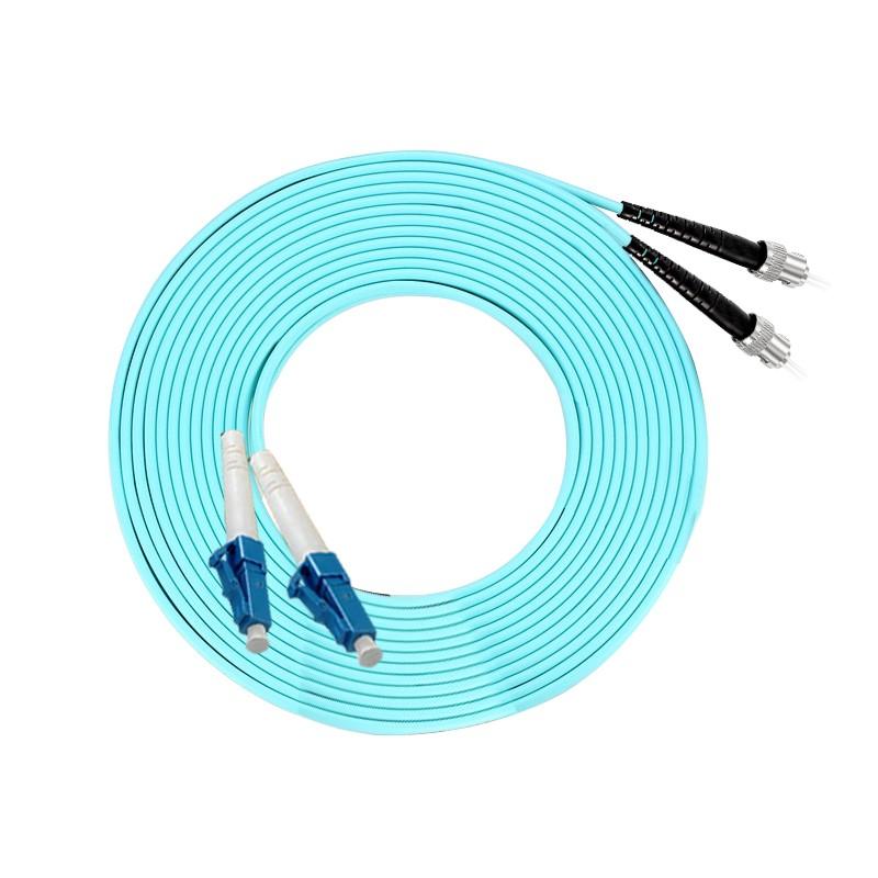 大唐保镖万兆多模光纤跳线st-lc 3米