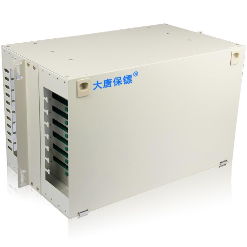 大唐保镖96芯 odf 光纤配线架 机架式 ODF配线架DT1806-96