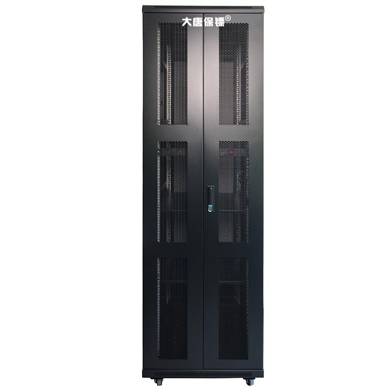 大唐保镖48U 网络机柜2.2米加厚A66648