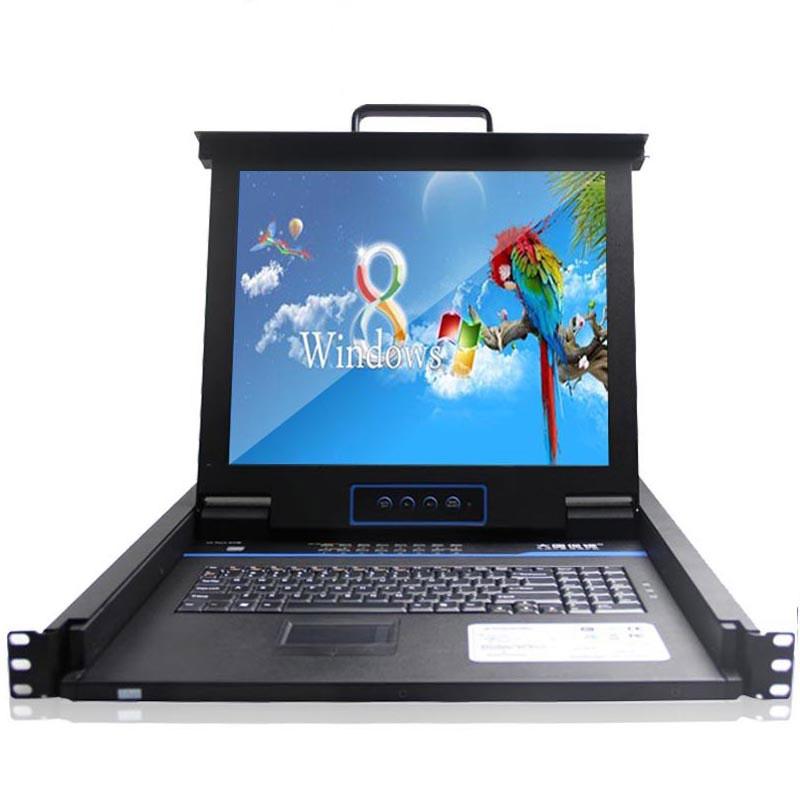 DaTangBG HL-5504 LCD 4P KVM