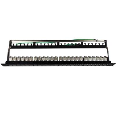 大唐保镖超六类配线架 24口 超6类 网络配线架DT2804-724
