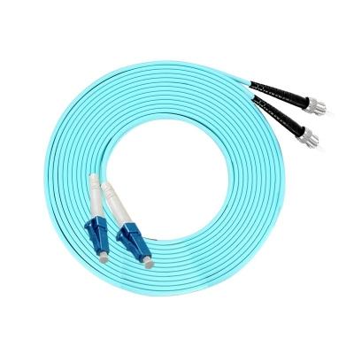 大唐保镖万兆多模光纤跳线st-lc 20米