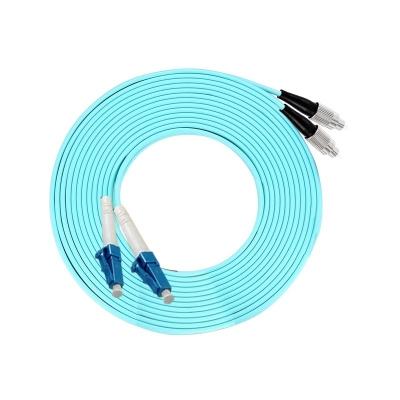 大唐保镖万兆多模光纤跳线fc-lc 10米