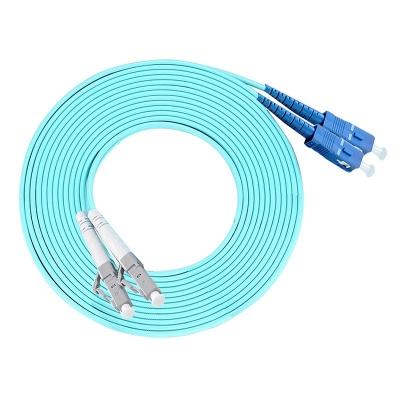 大唐保镖万兆多模光纤跳线sc-lc 3米
