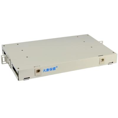 大唐保镖  光纤配线架12 odf光纤配线架 机架式 1u odf 12芯