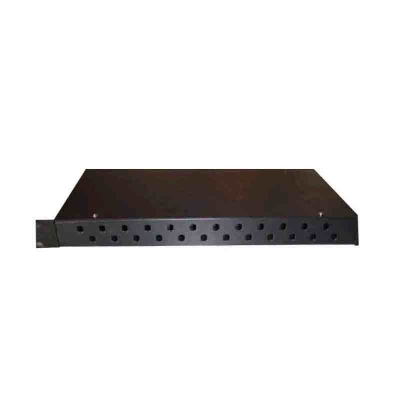大唐保镖24芯 光纤终端盒 机架式 光纤盒 熔接盒DT1817-24